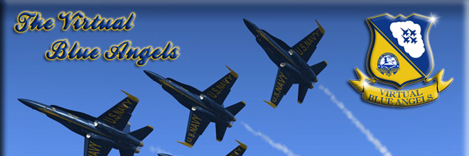 Virtual Blue Angels